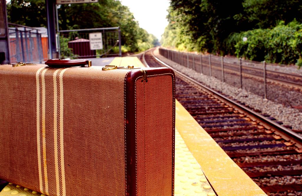 Umweltfreundlich packen und anreisen