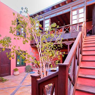 Außenansicht Casa el Morro