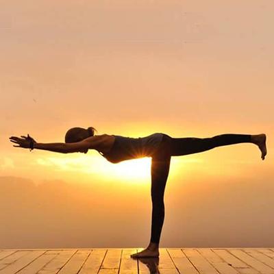 Yoga im Chez Zen