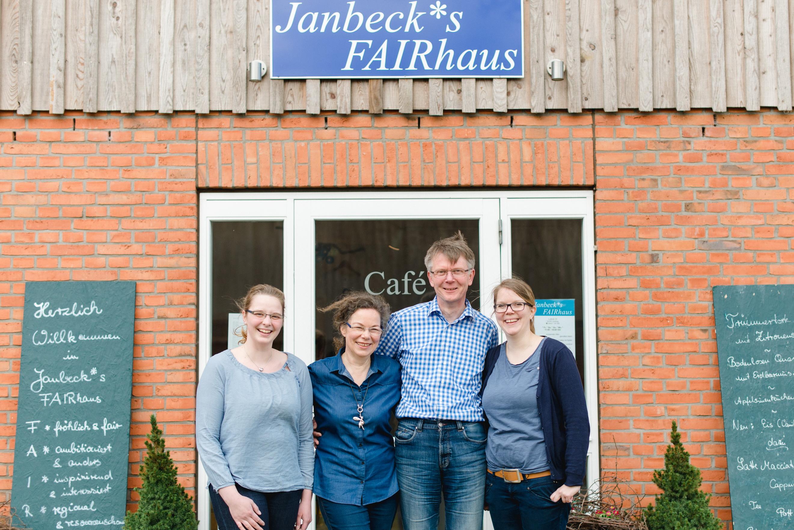 Das Team von Janbeck*s