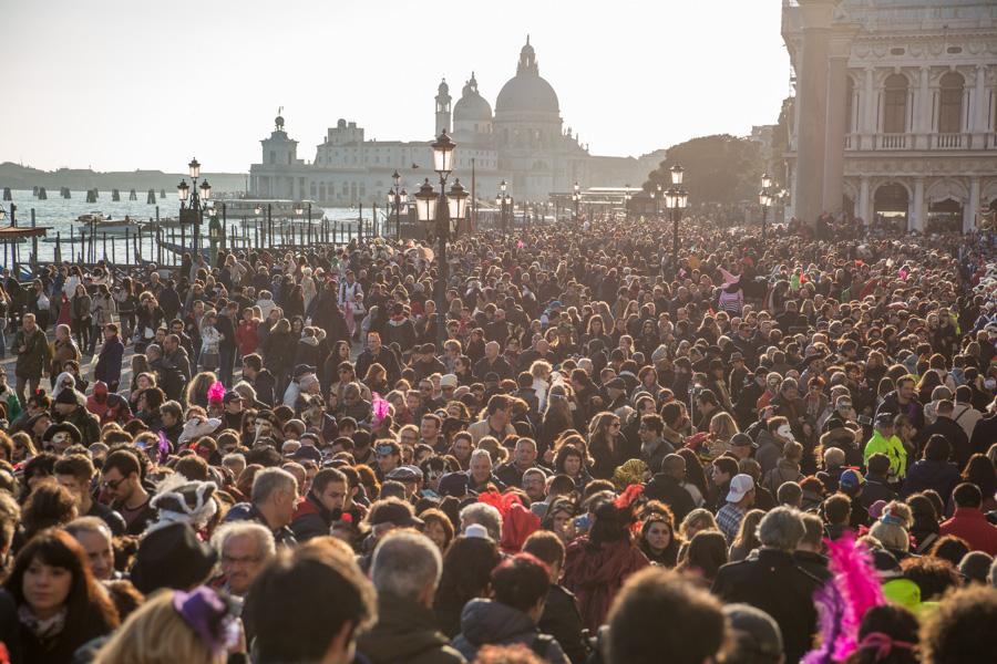 Venezia Autentica zeigt die Missstände vom Massentourismus auf