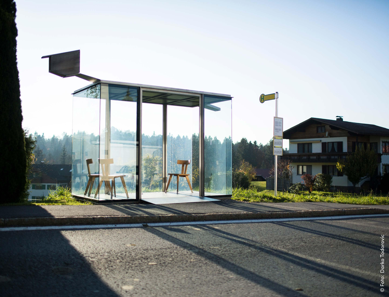 Bushaltestelle Kressbad
