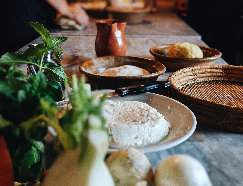 Zutaten - hier im Domu Antiga wird alles selbstgemacht