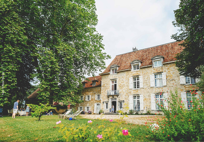 das bezaubernde Château d'Orion
