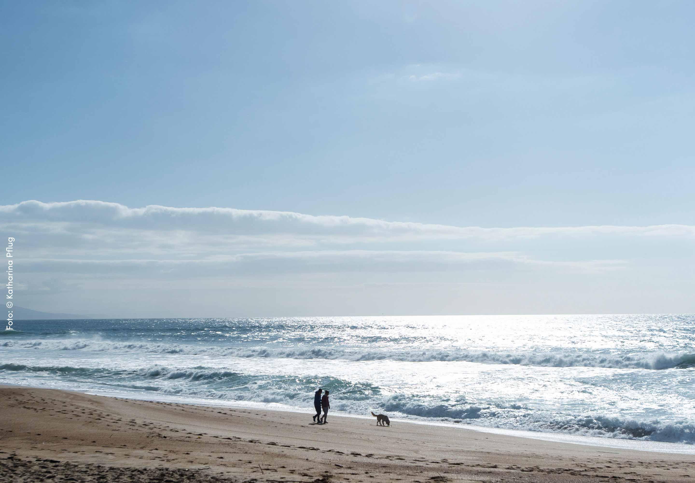 Küste Südwestfrankreich, Strände, Weite