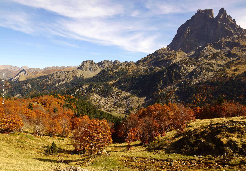 Pyrenäen, Südwestfrankreich, Pilgerweg, Jakobsweg