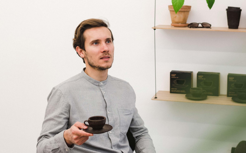 Produktdesigner Julian Lechner
