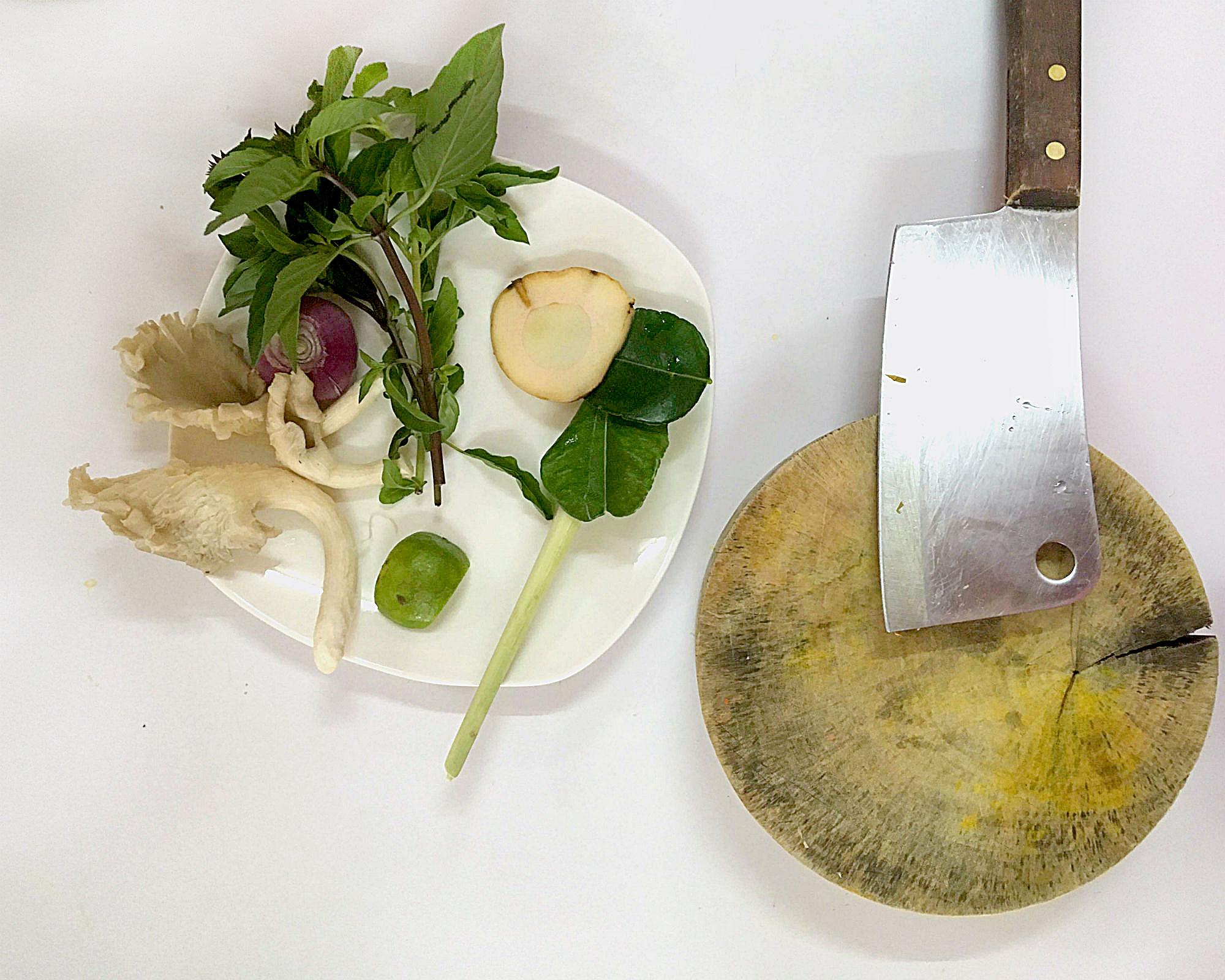 Kochkurs bei der Asia Scenice Cooking School