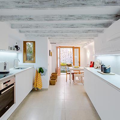 Küchenbereich La Fuente