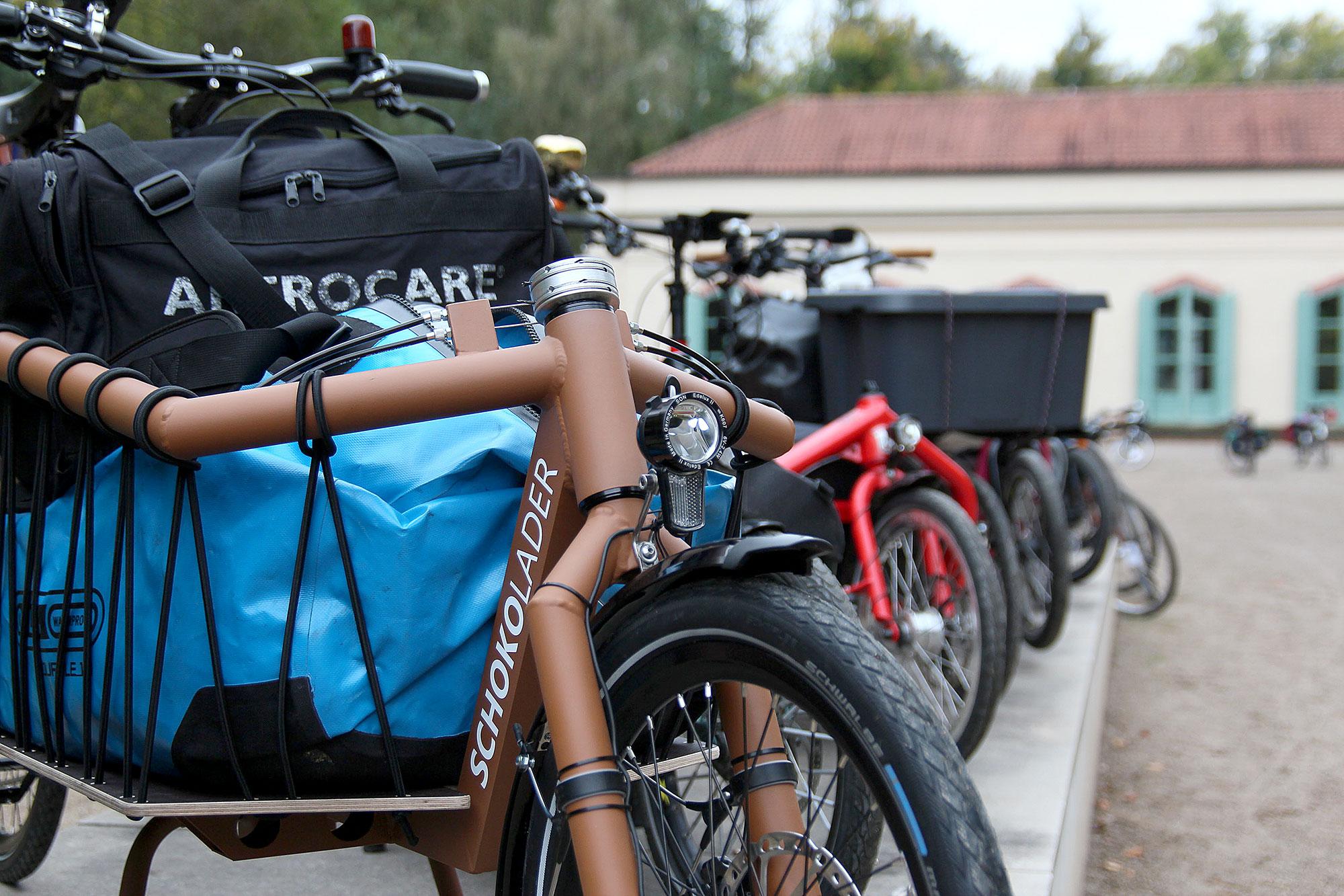 Mit dem Lastenrad emissionsfrei transportieren