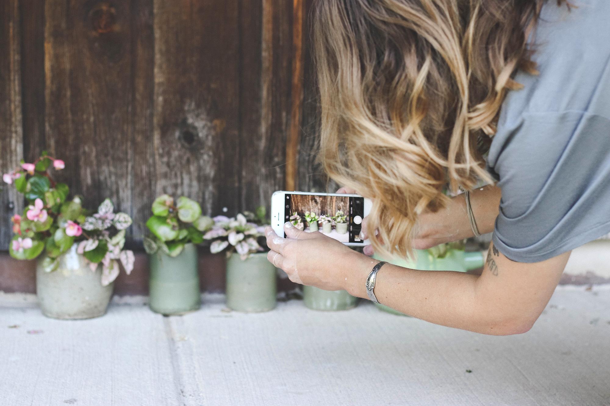 Digitale Bilder finden in Fotobüchern ein Zuhause