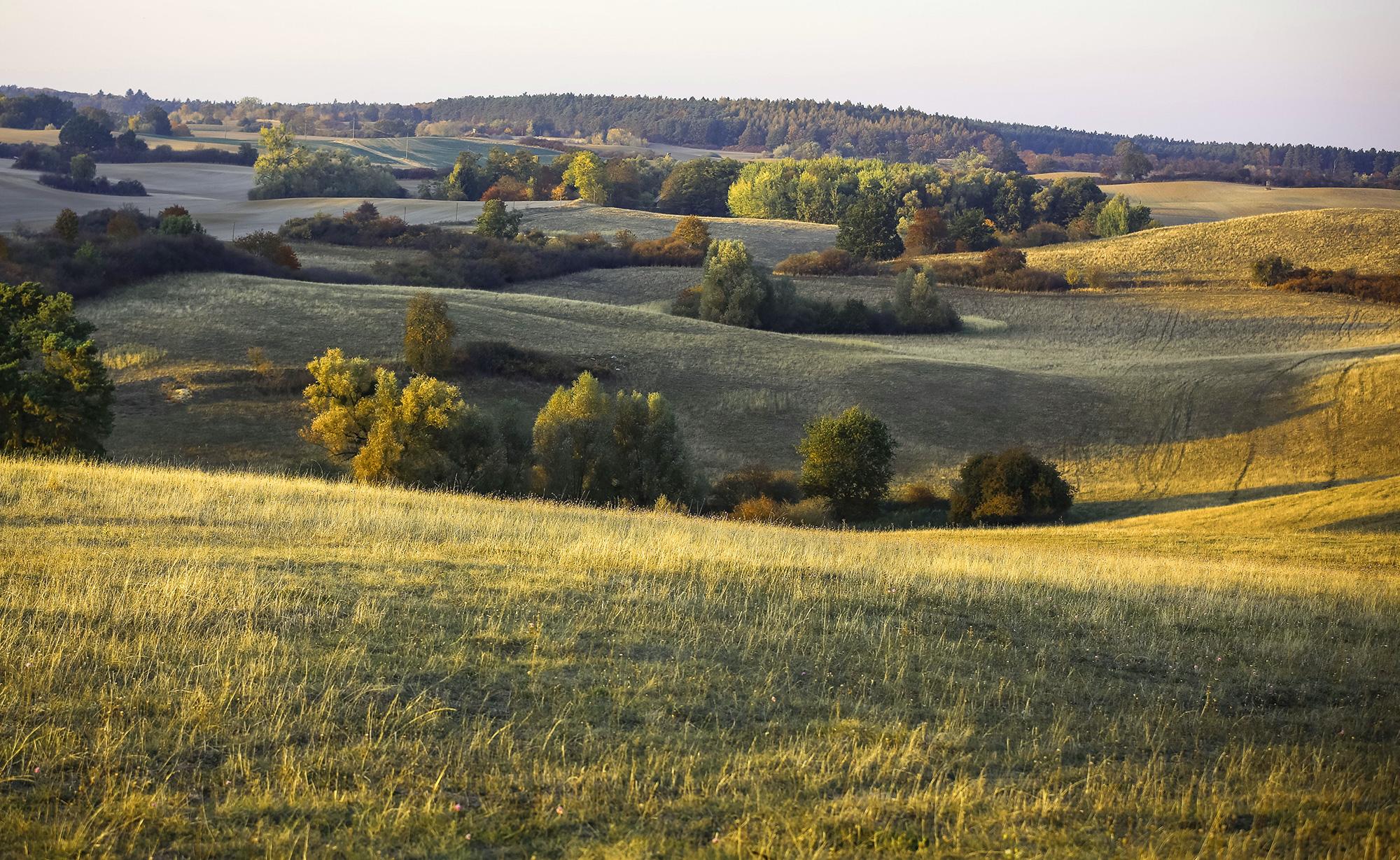Die Uckermark wird auch als die Toskana des Nordens betitelt