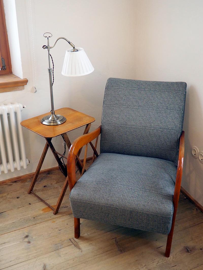 Die Zimmer im Reichhalter überzeugen mich vom Design