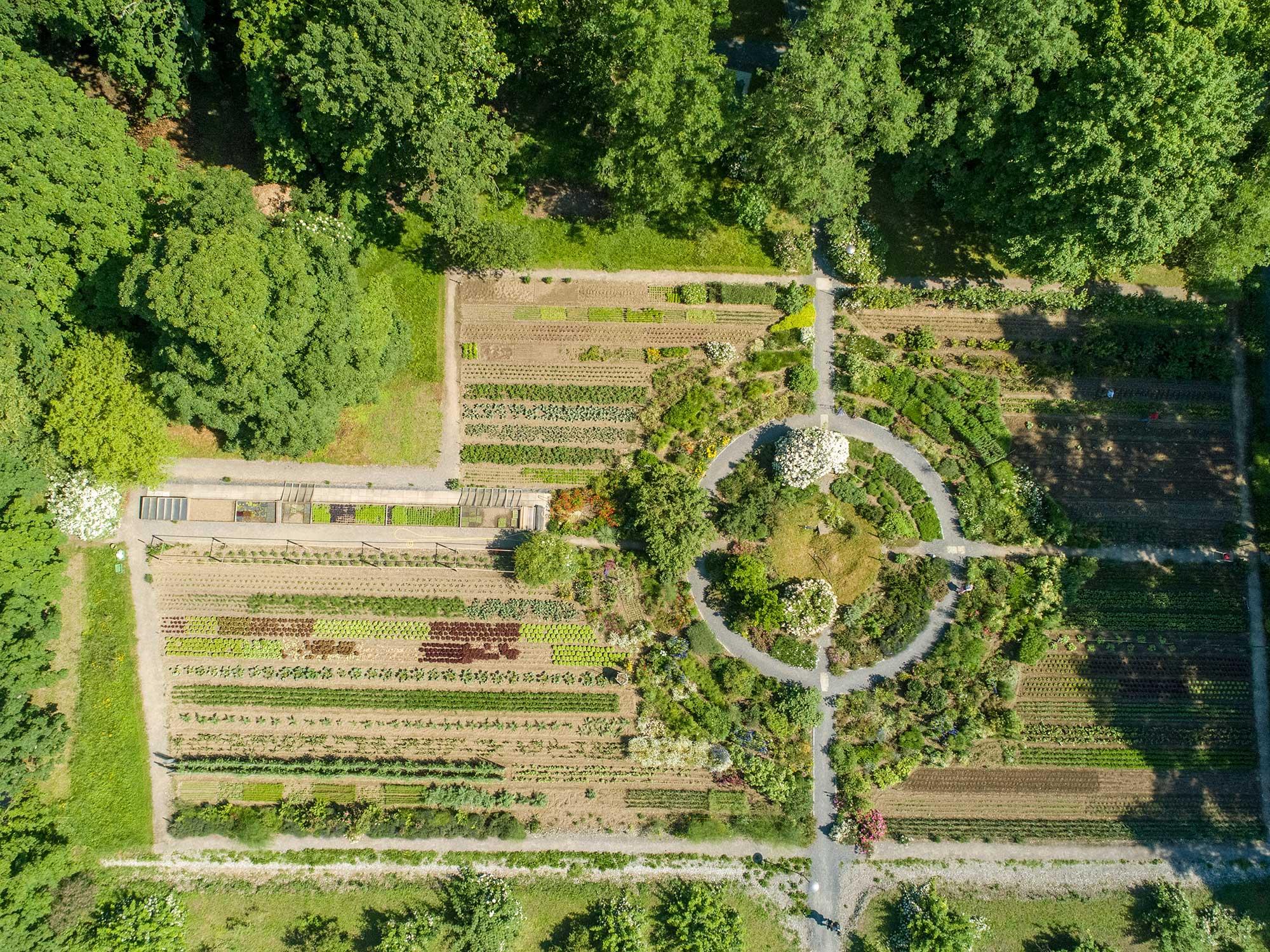Der biodynamische Schlossgarten