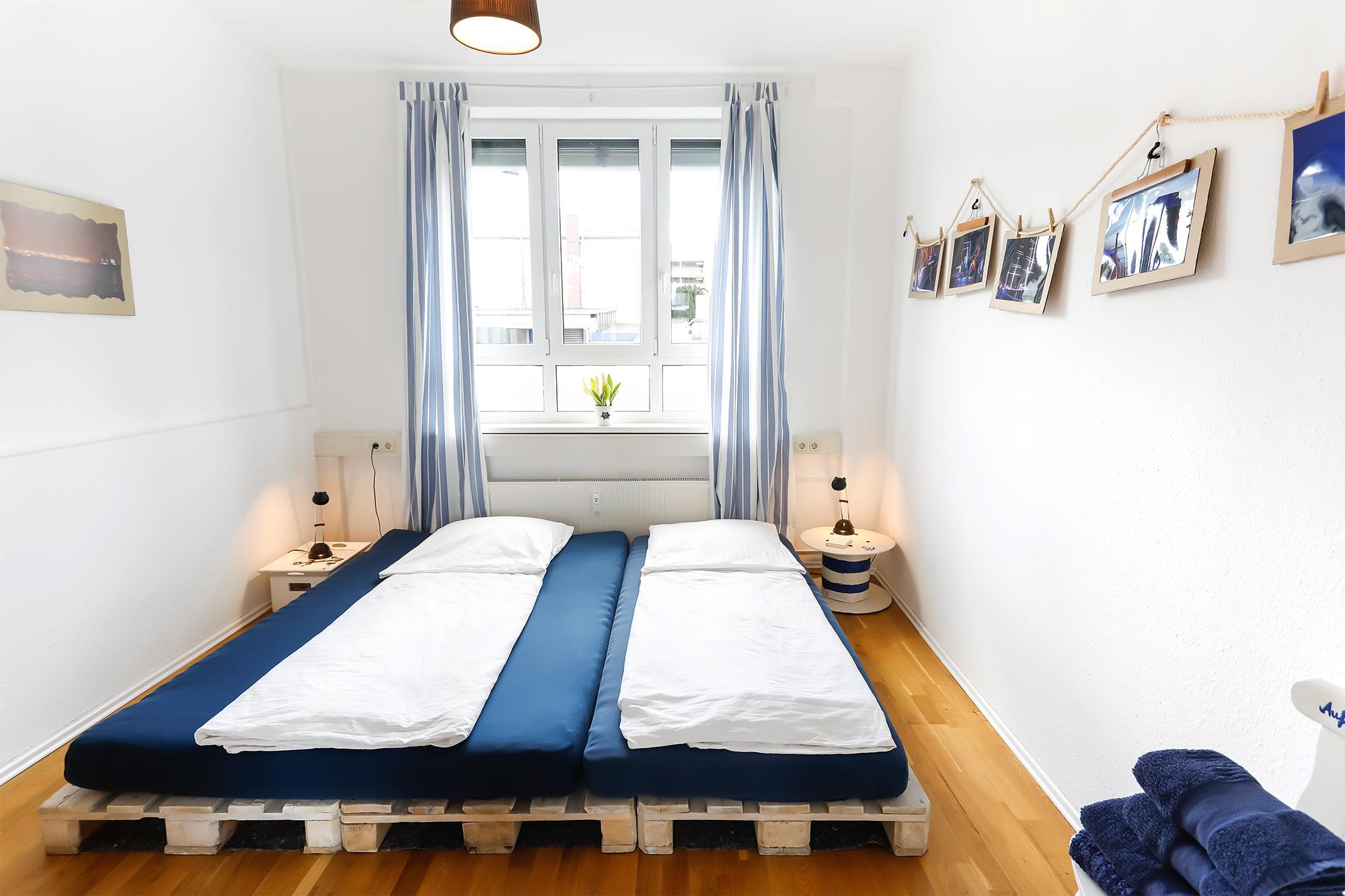 Das Green Haven ist Hamburgs erste vegane Unterkunft
