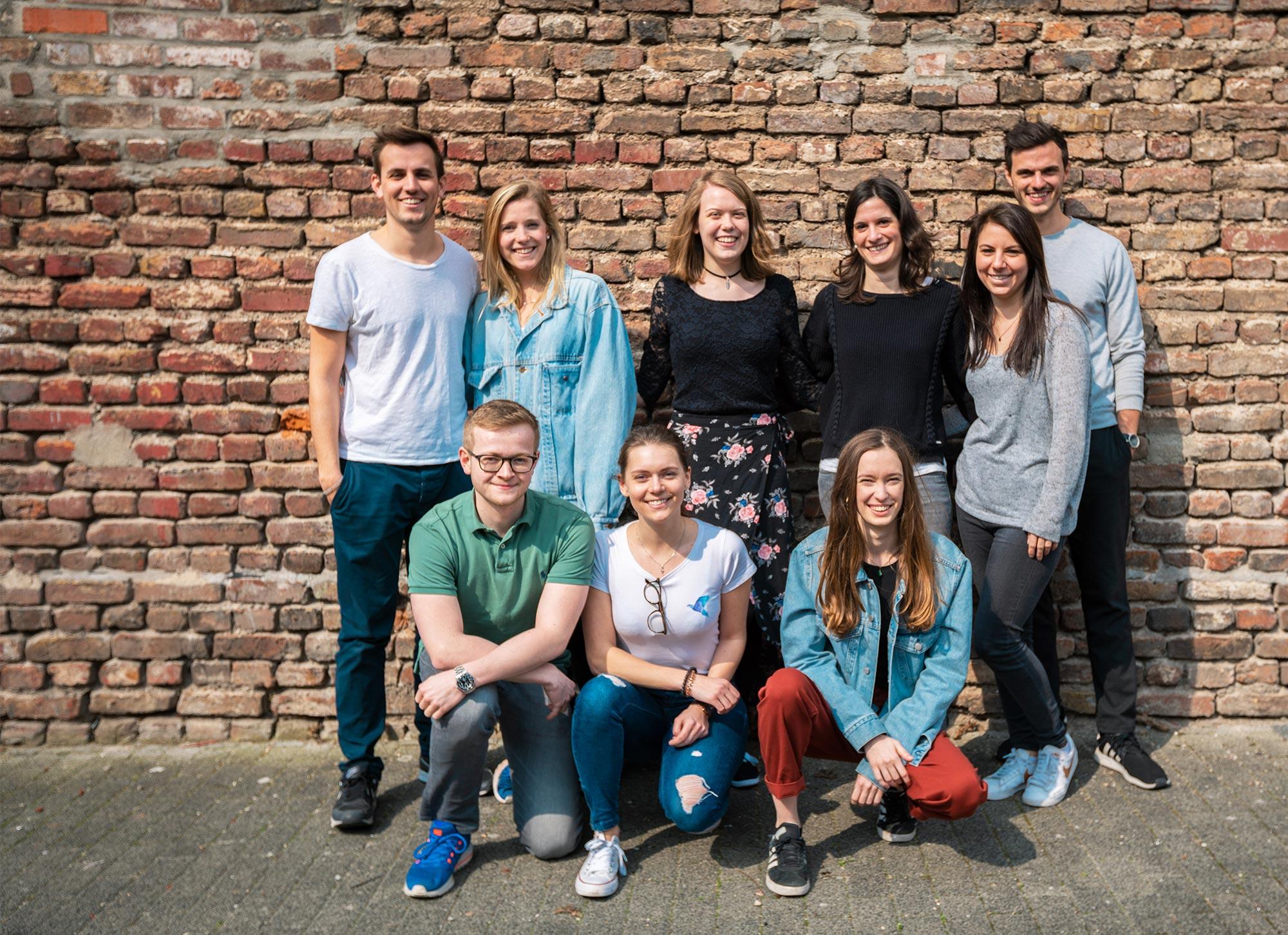 Das Team von Socialbnb