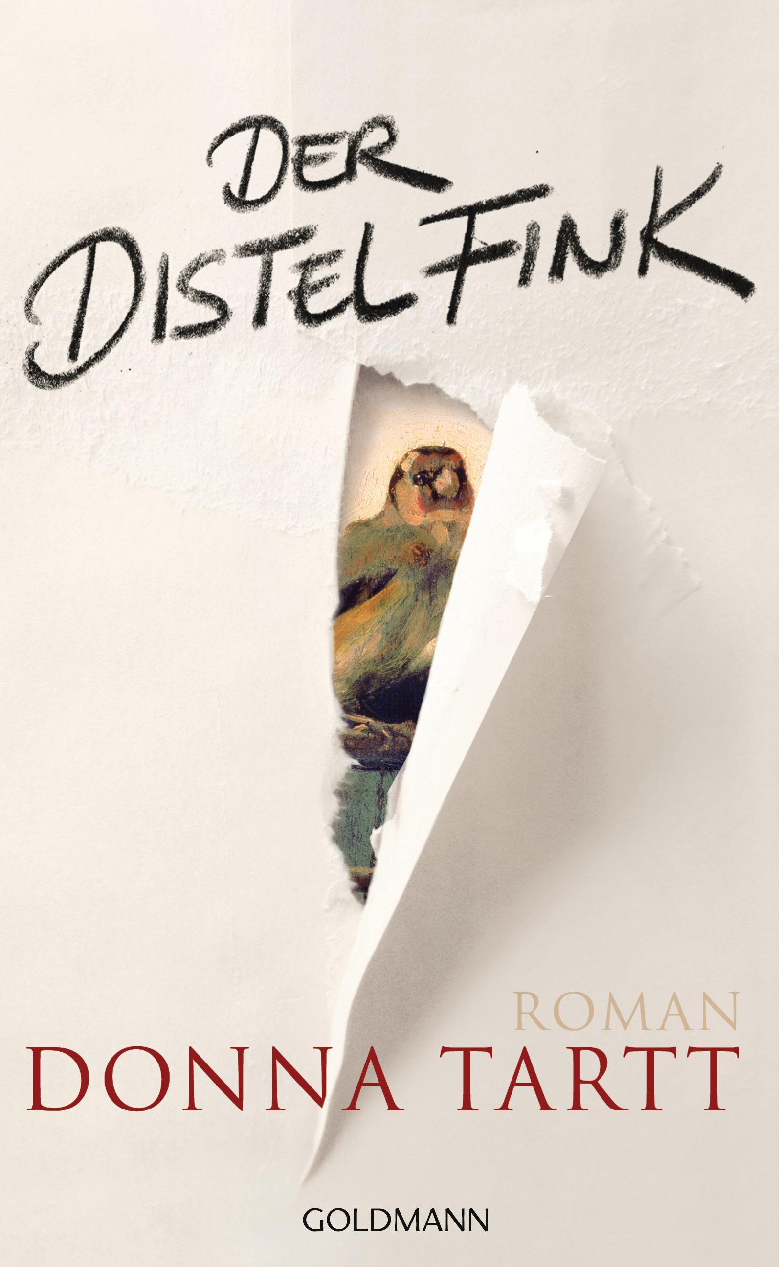 """Der """"Distelfink"""" ist ein spannender Entwicklungsroman über Theodore Decker"""