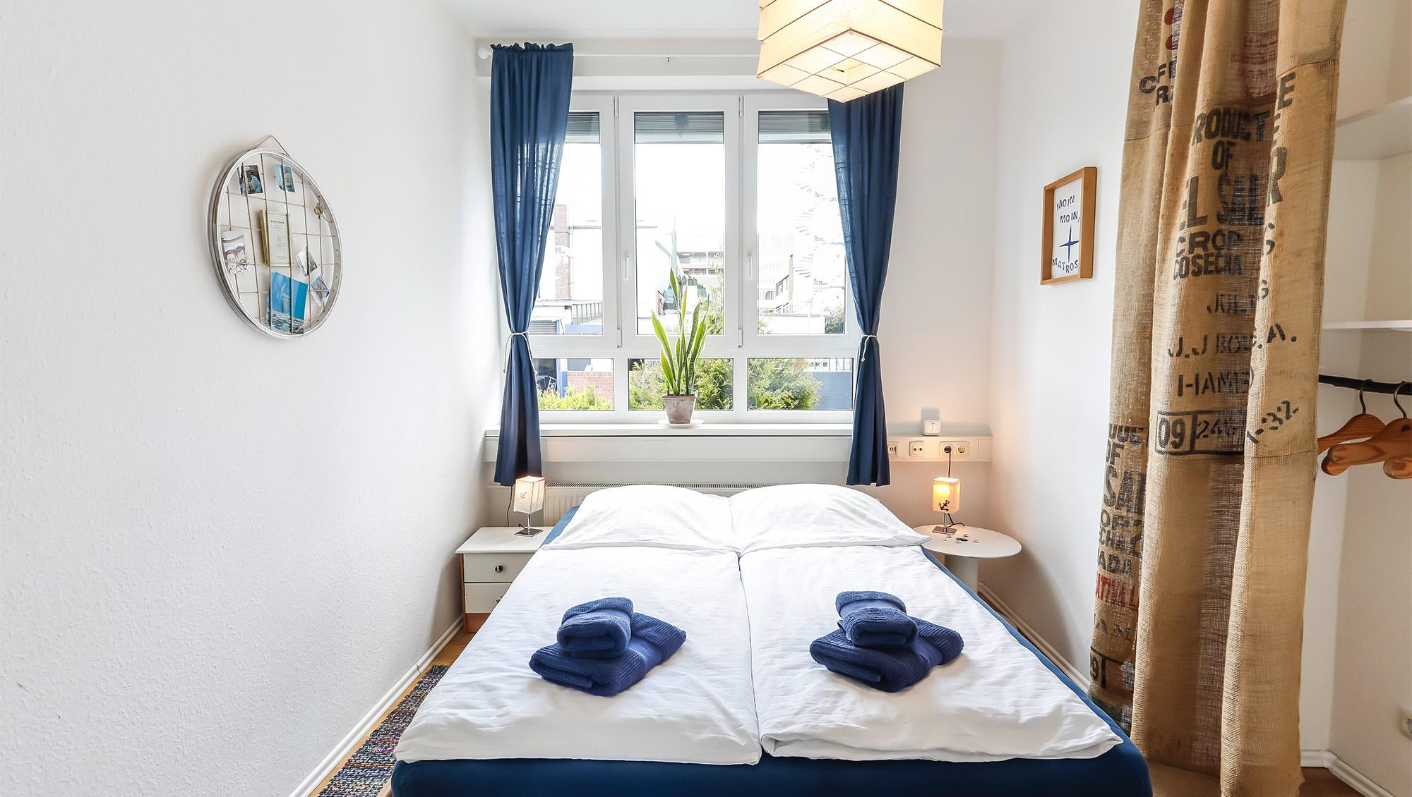 Das Green Haven ist das erste vegane Hotel Hamburgs