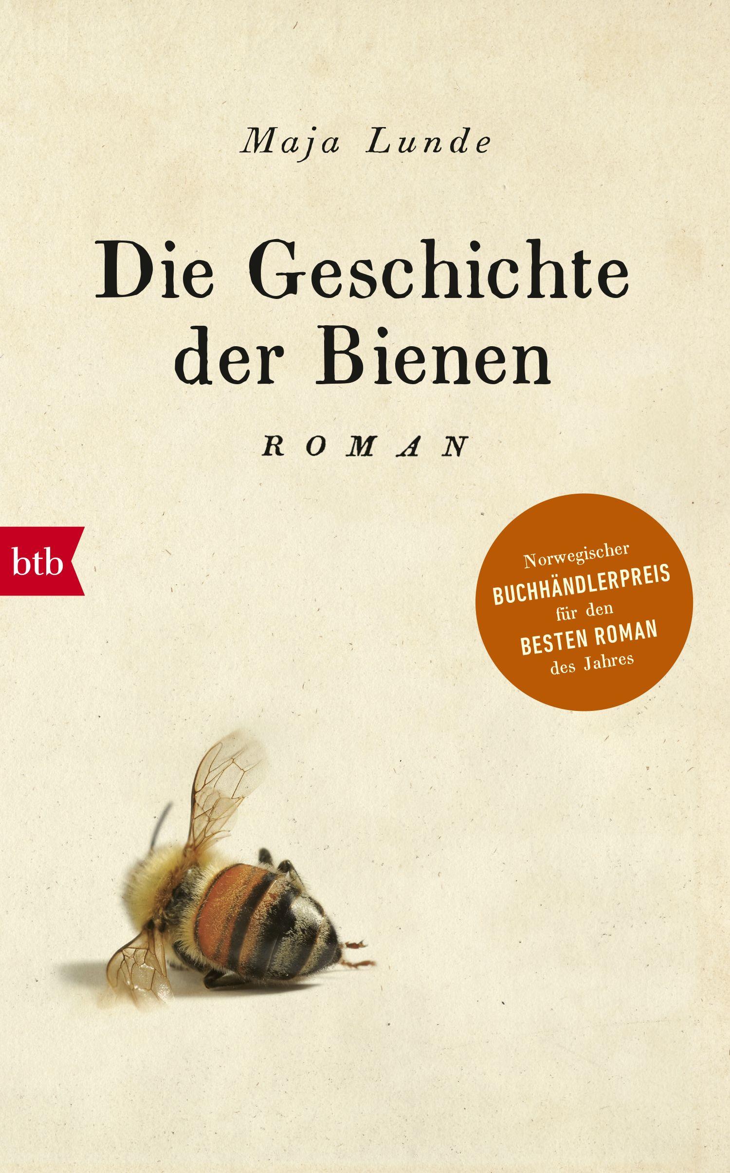 """""""Die Geschichte der Bienen"""" handelt von drei Familiengeschichten in drei verschiedenen Epochen"""