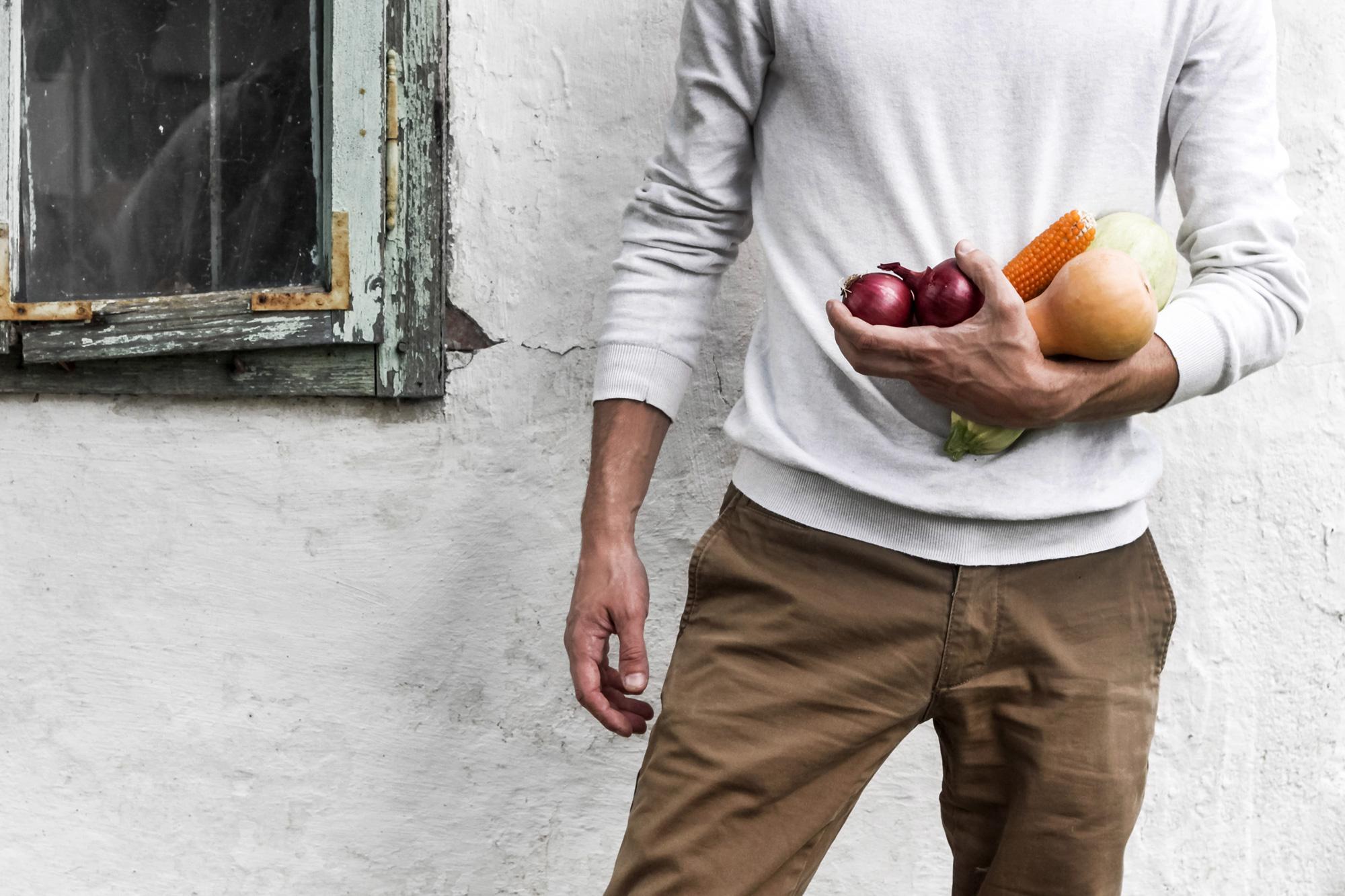 Opener Vegetarier und Veganer