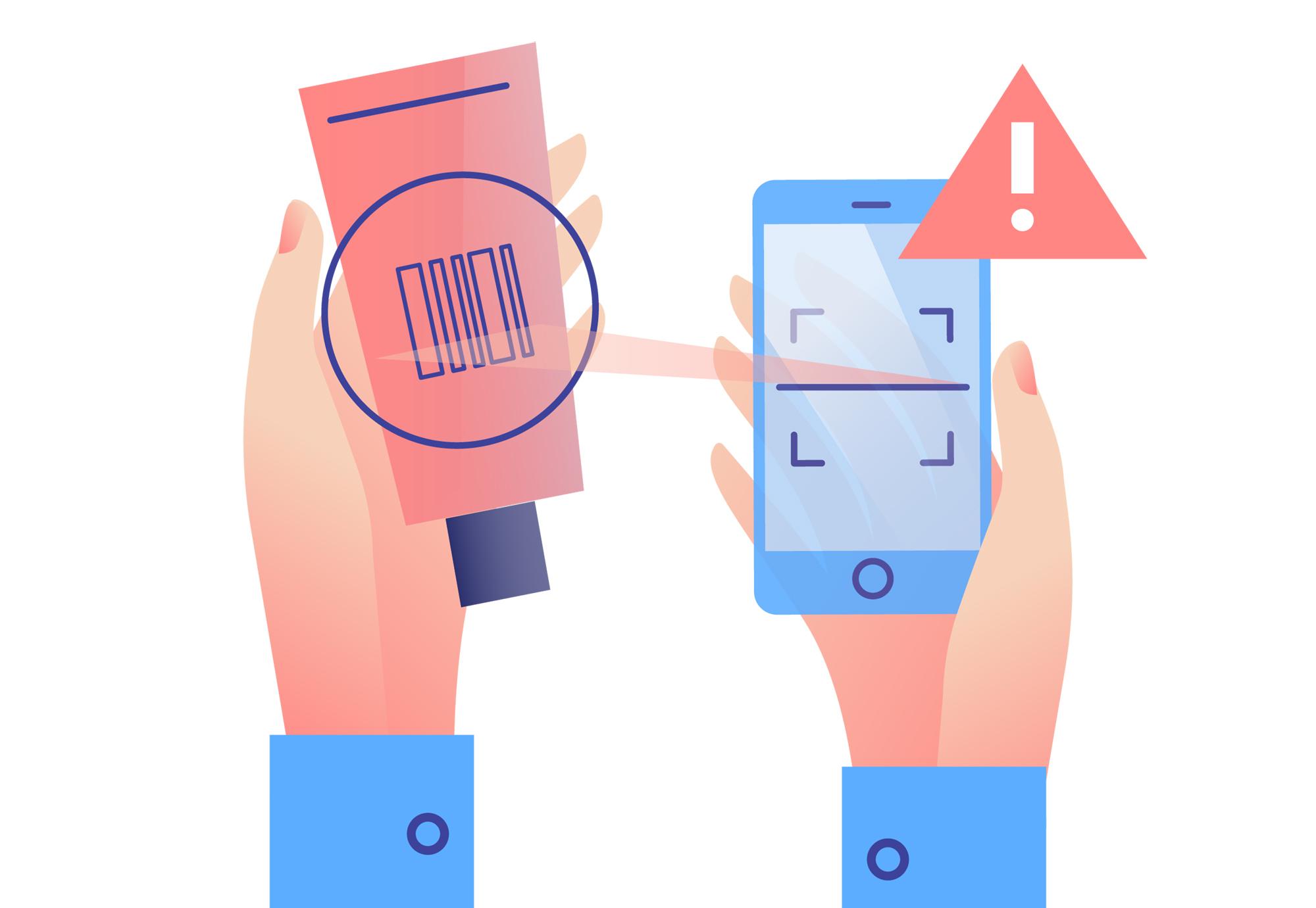 CodeCheck hilft beim bewussten Einkauf