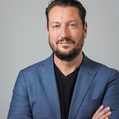 Boris Manhart ist CEO und Mitgründer von CodeCheck