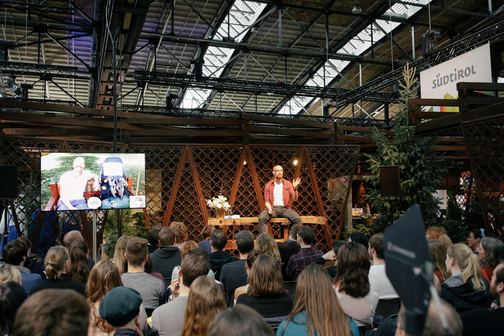 Impressionen vom Berlin Travel Festival 2019