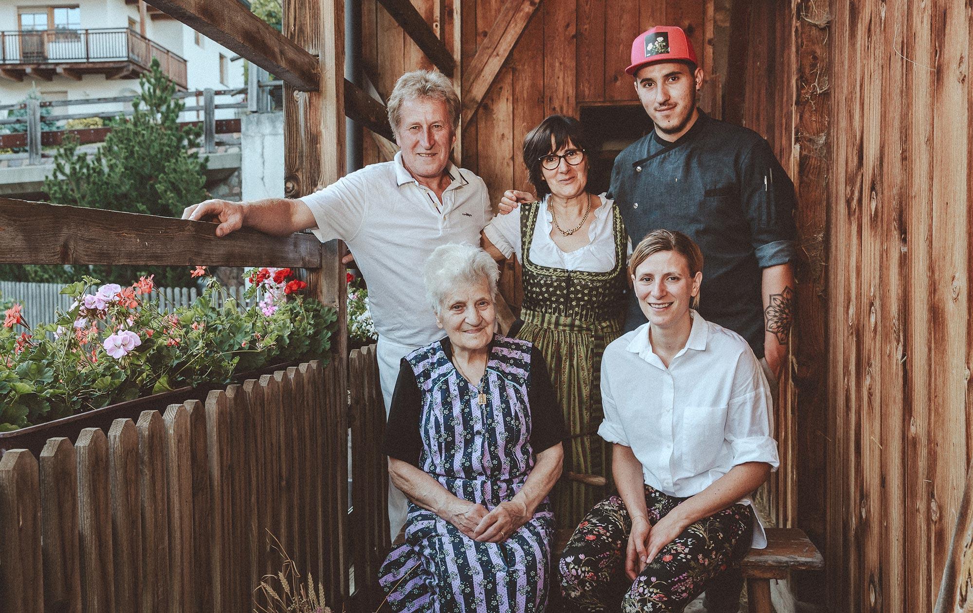 Die Familie Pitschieler vom Mea Via