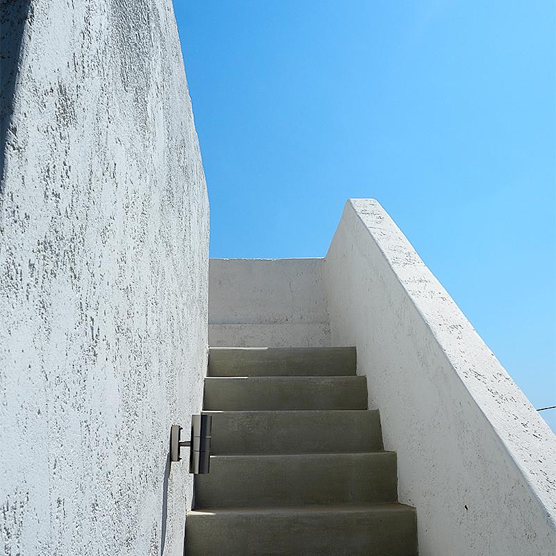 Der Himmel auf Kreta wirkt irgendwie blauer als anderswo