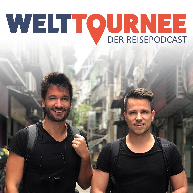 Der Welttournee Reisepodcast