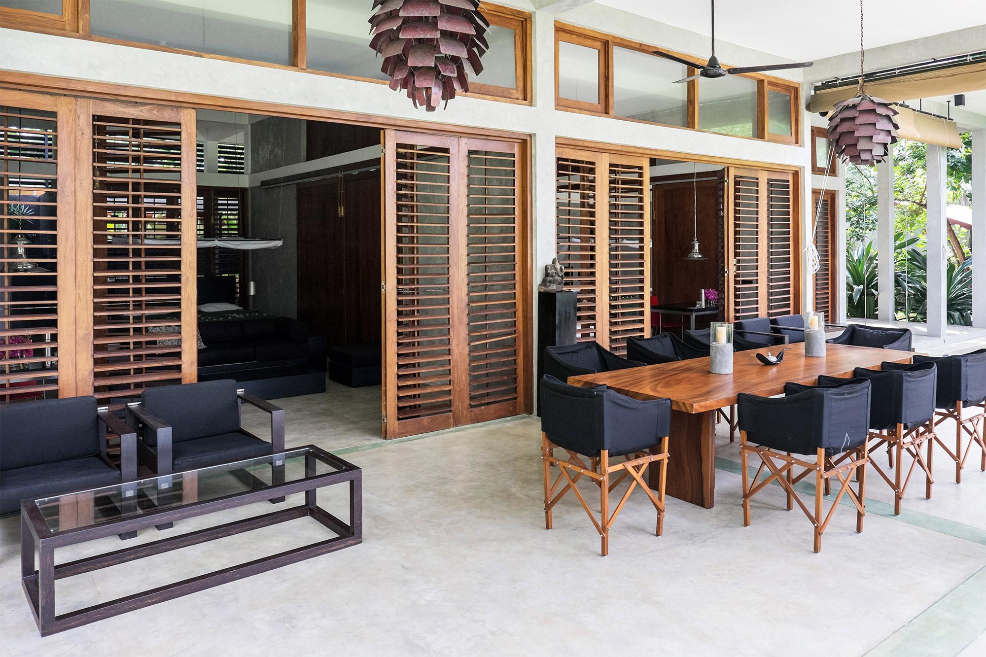Araliya Bungalow im Ayurveda Resort der one world foundation in Ahungalla, Sri Lanka, Foto: Andrea Alessandri