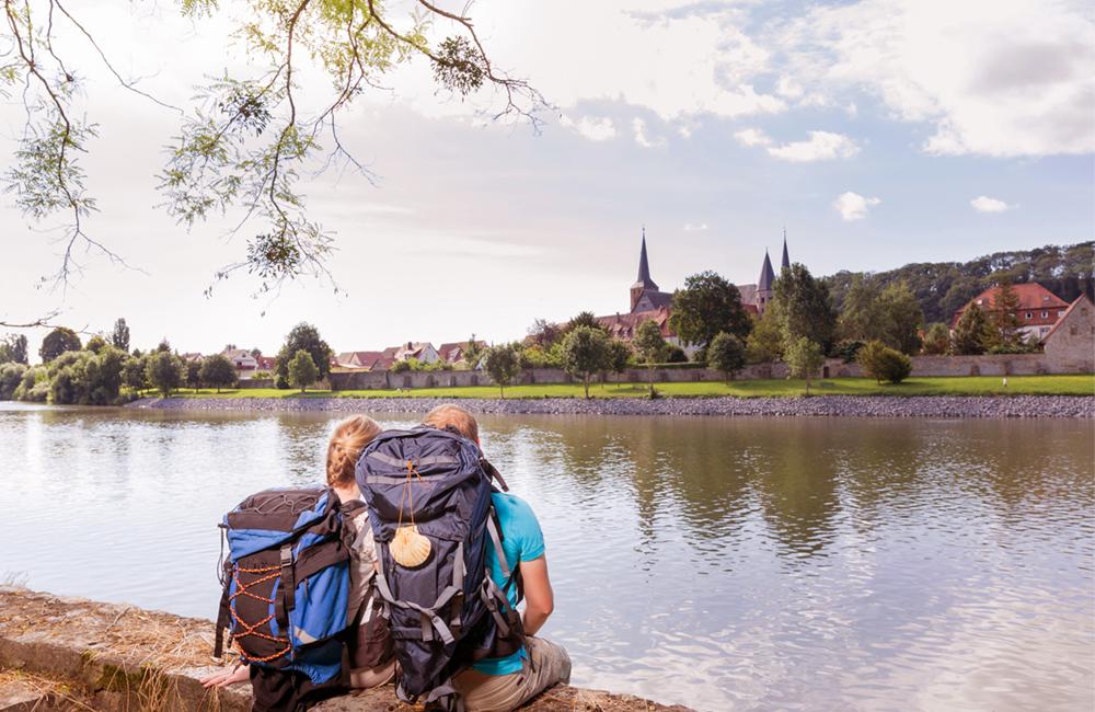 Bad Wimpfen - Pilgerrast-am-Neckar-Ritterstiftskirchepg16 / Fotocredits: Cittaslow Deutschland