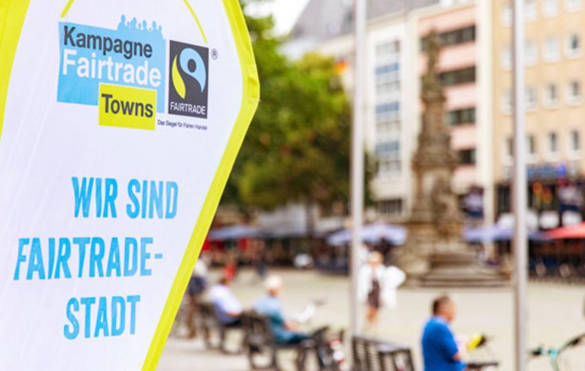 Fairtrade Städte in Deutschland entdecken / Fotocredits: Jakub Kaliszewski