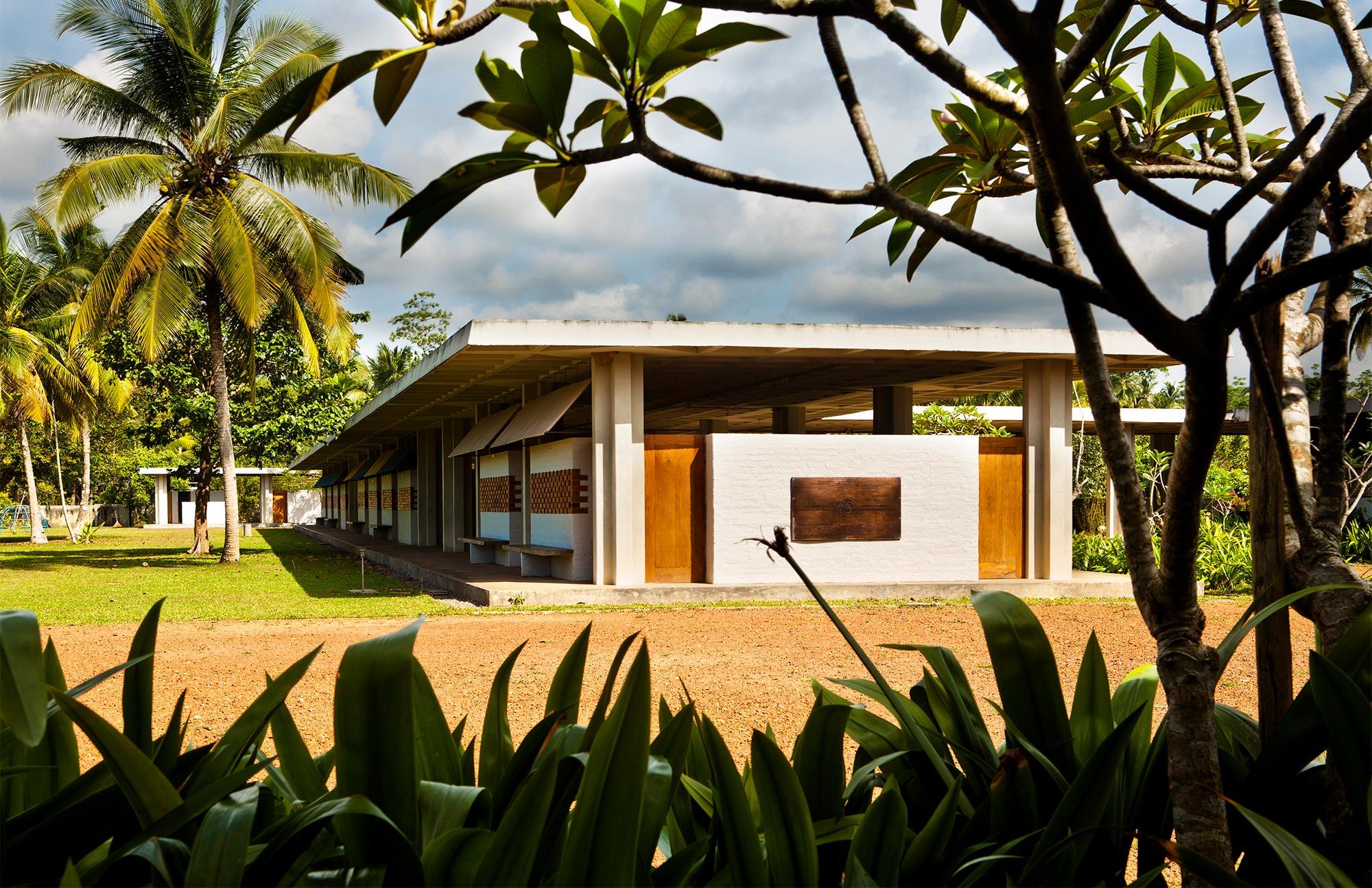 Schulcampus der one world foundation in Ahungalla, Sri Lanka, Foto: Thomas Wirthensohn