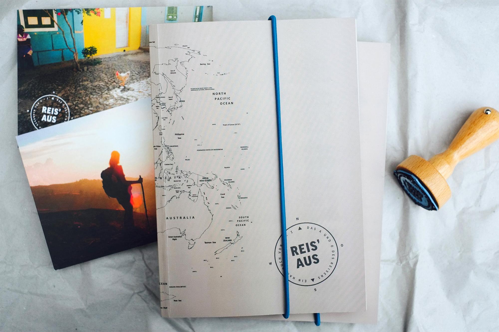 """Das Reisehandbuch: """"Reis' aus. Das A und O des Reisens. Ein Handbuch von A-Z"""""""