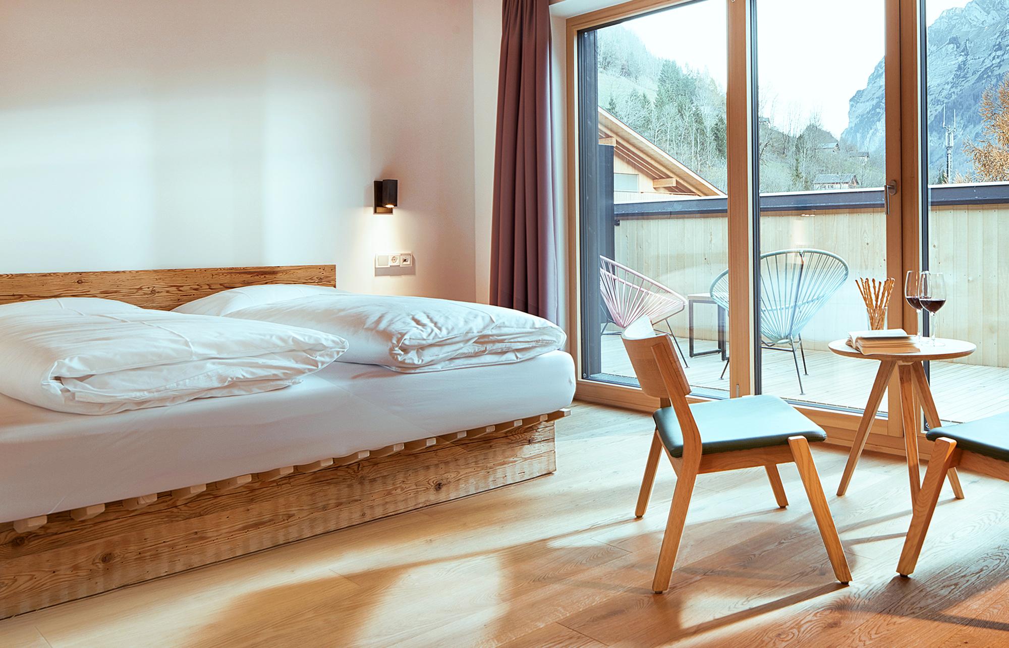 Zimmer im Hotel Bären