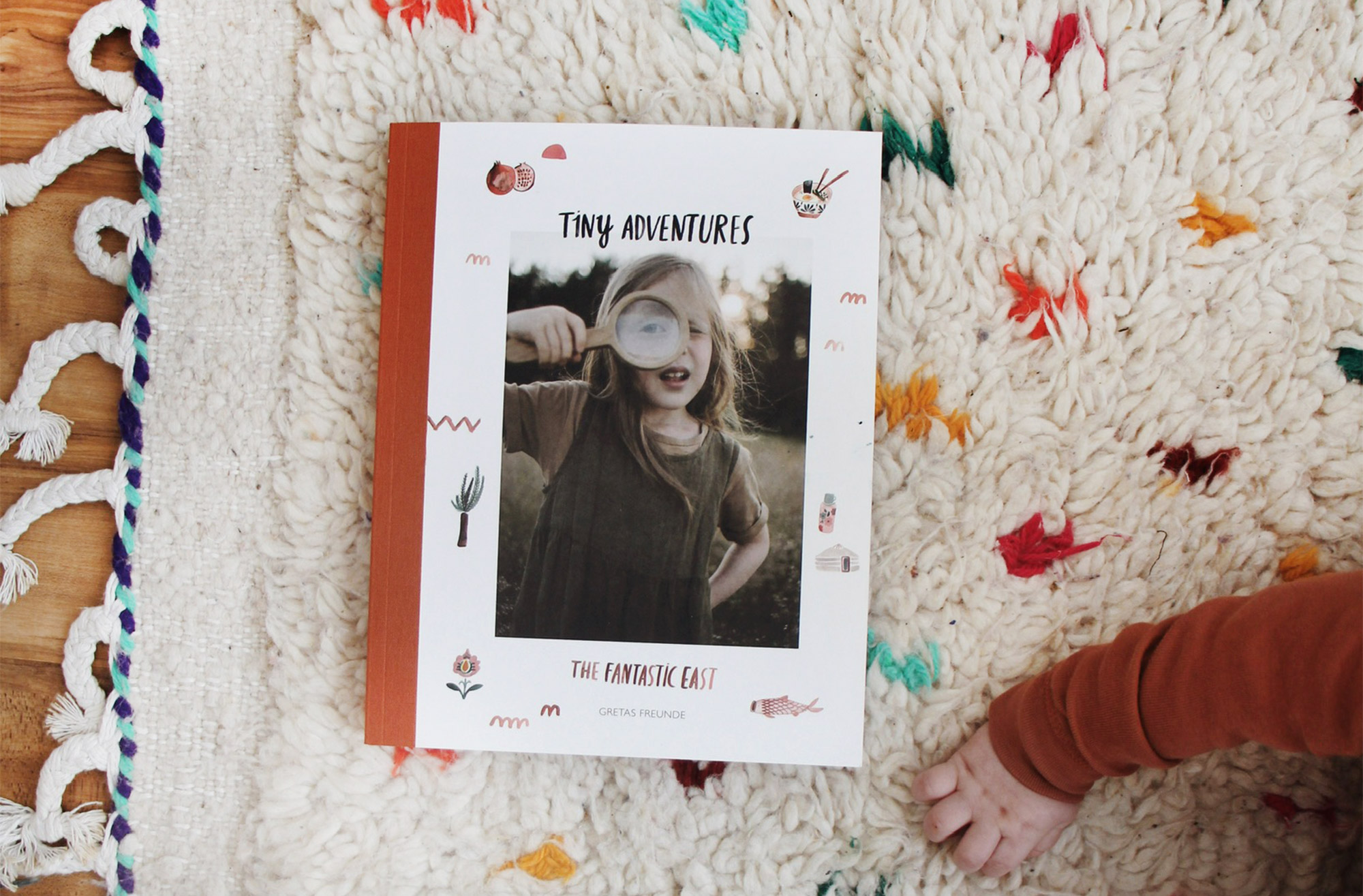 Tiny Adventues - The Fantastic East zur Verlosung