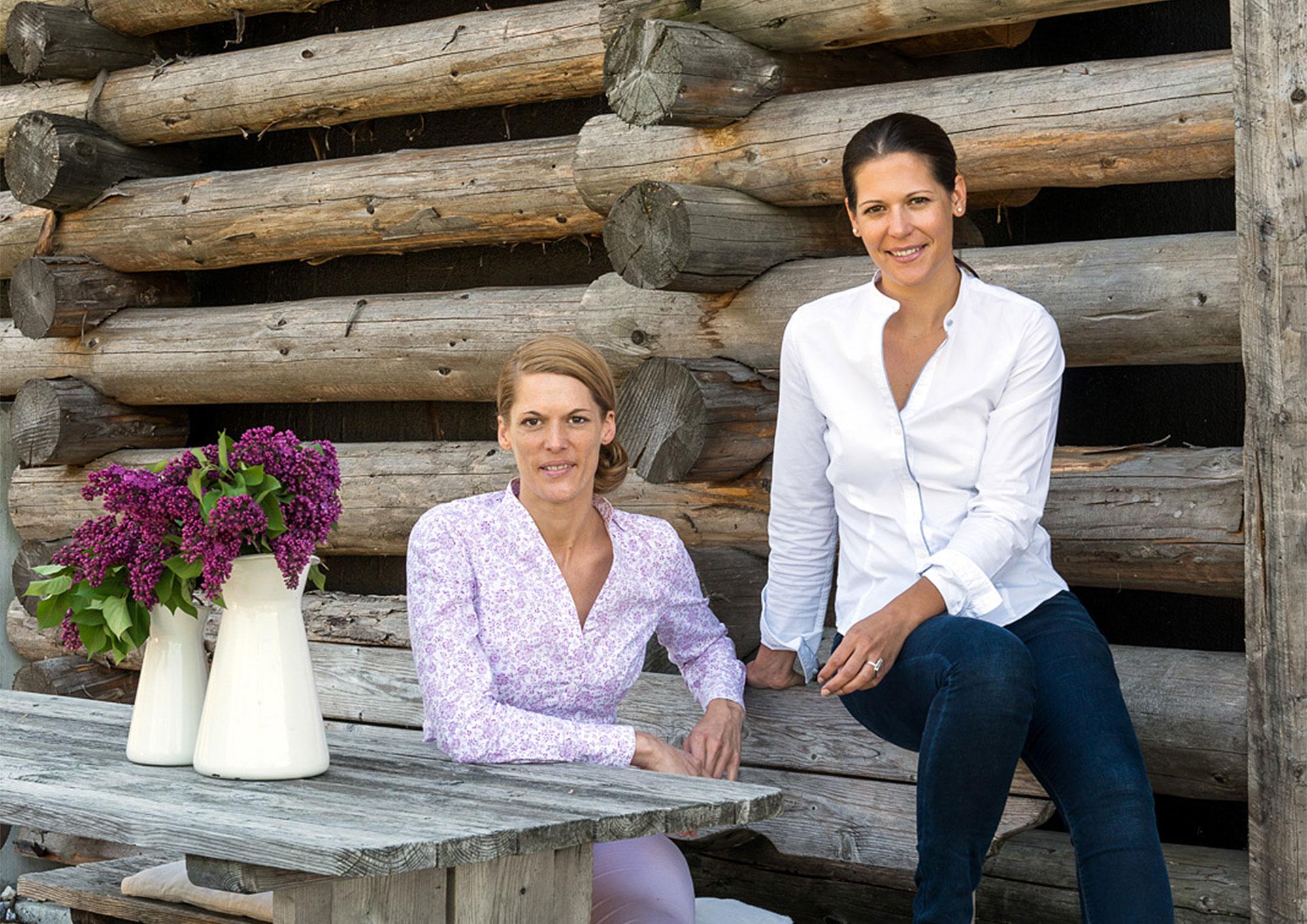 Elisabeth und Katharina vom Taxhof