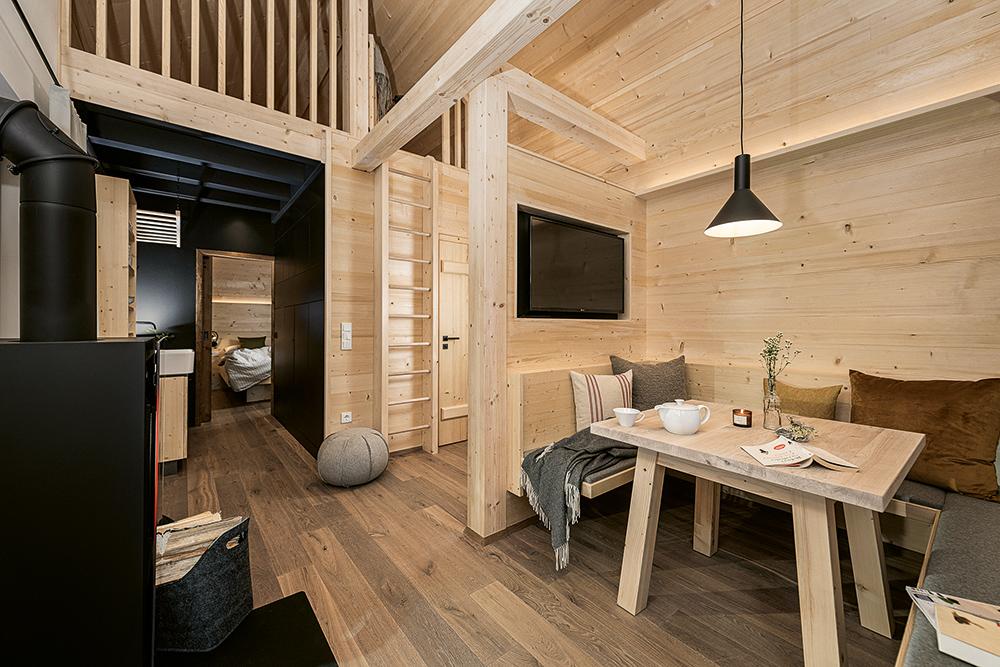 Auch das Interior-Design vom Ramenai