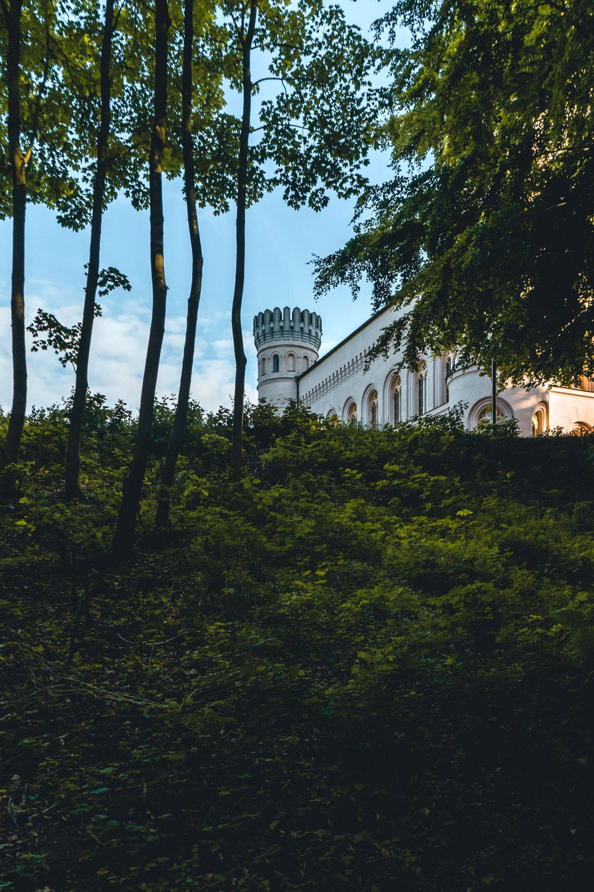 Das Jagdschloss Granitz auf Rügen