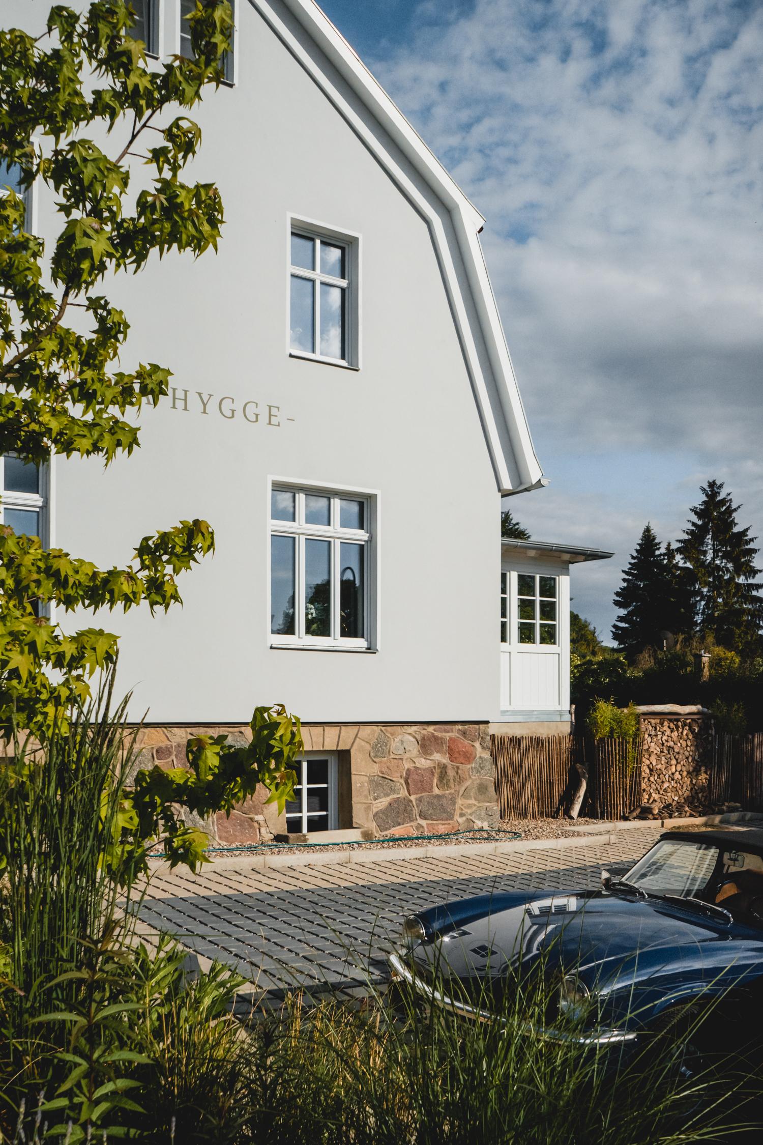 Nachhaltige Übernachtung in der Villa Hygge