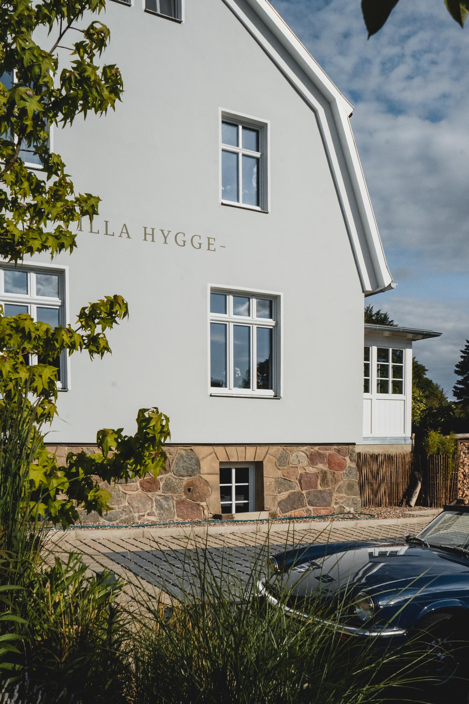 In der Villa Hygge erlebt man eine ganz bestimmte Form der Gemütlichkeit