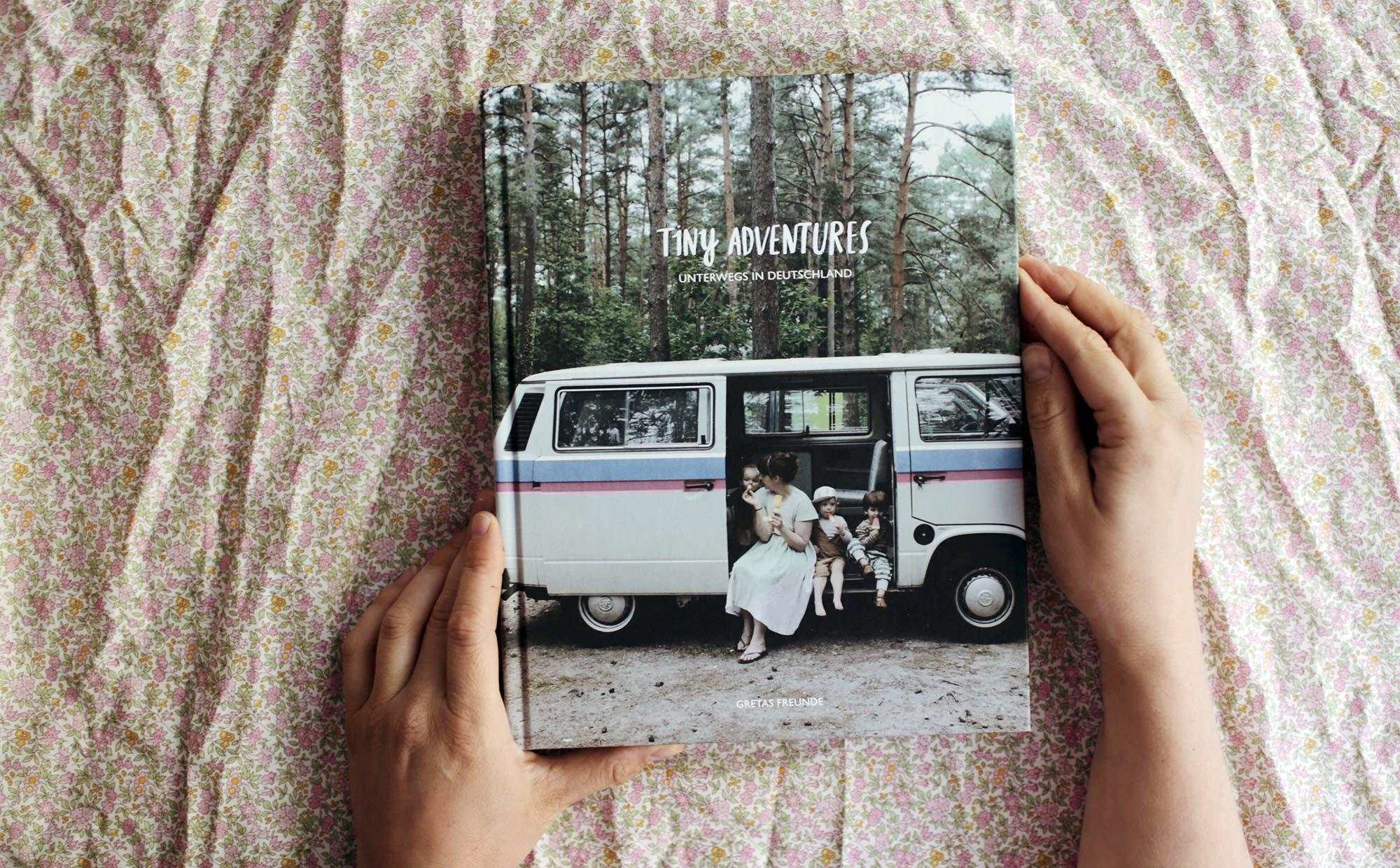 Im Deutschlandbuch Tiny Adventures werden neben dem Chiemgau auch andere sehenswerte Regionen vorgestellt