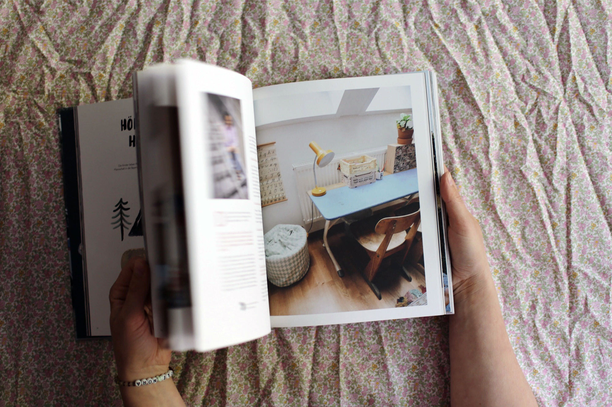 Liebevolle Illustrationen findet man im Buch von Tiny Adventures zuhauf
