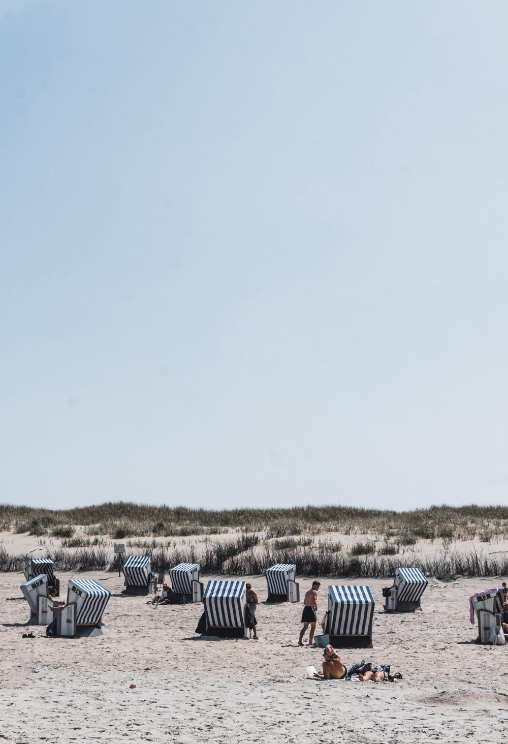 Einen Strandbesuch auf Norderney sollte man auf jeden Fall nicht vergessen