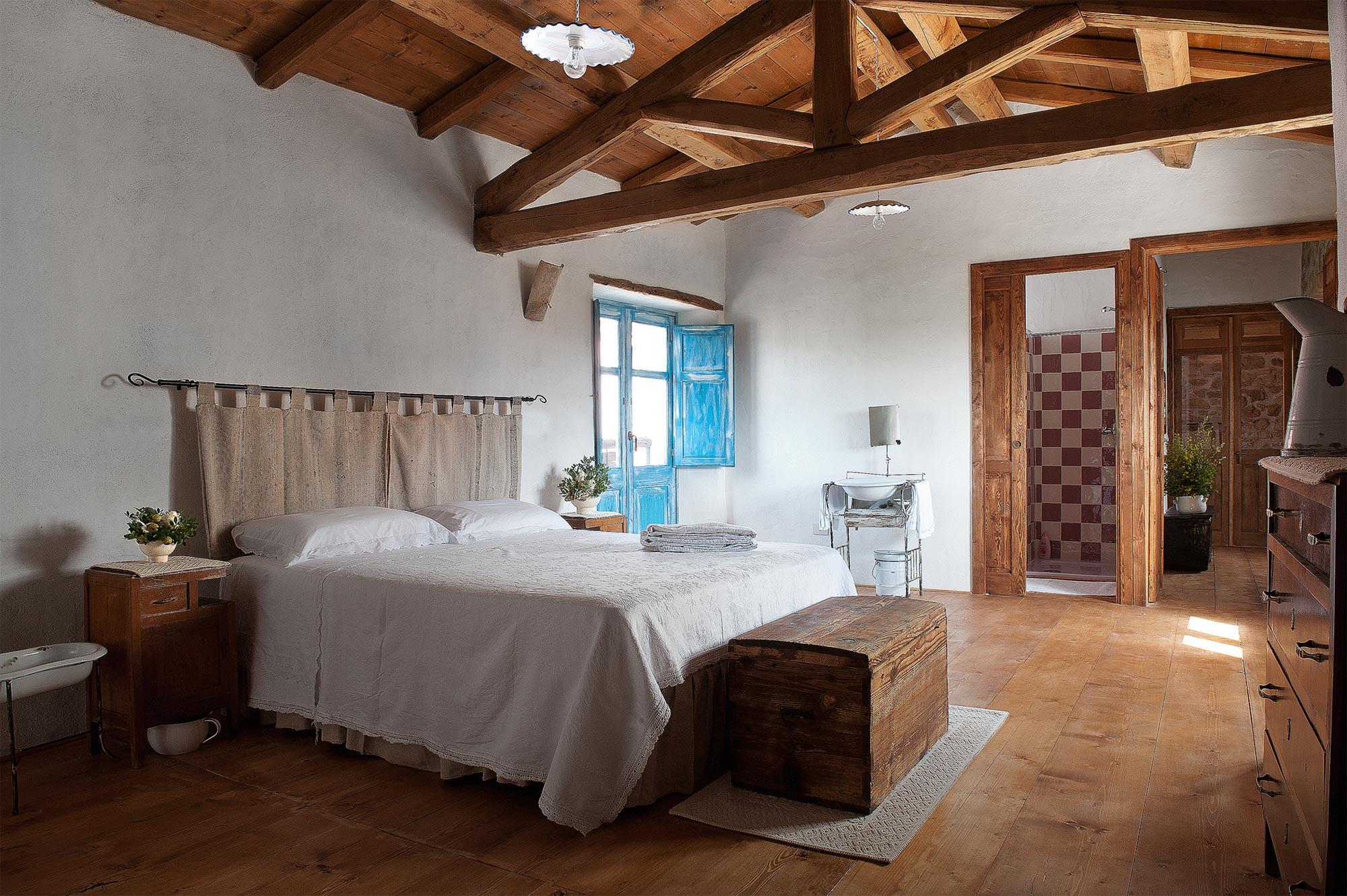 Das Boutique-Hotel bringt ihren Gästen die sardinische Lebensweise näher