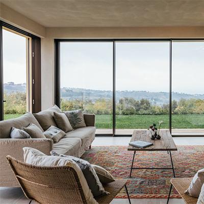 Oliveto Estate in der schönen italienischen Region Marken