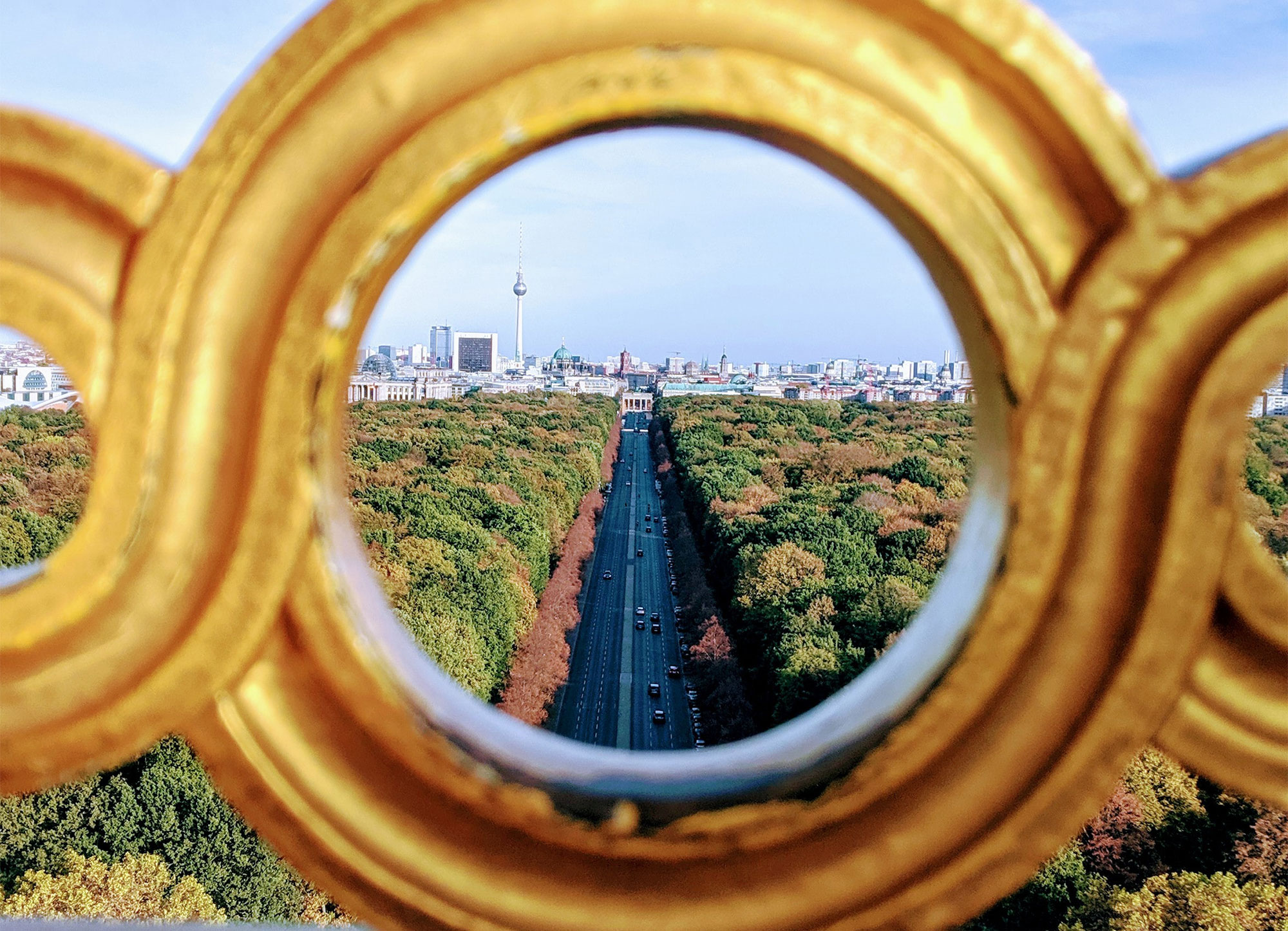 Opener Berlin mit den Augen eines Reisenden