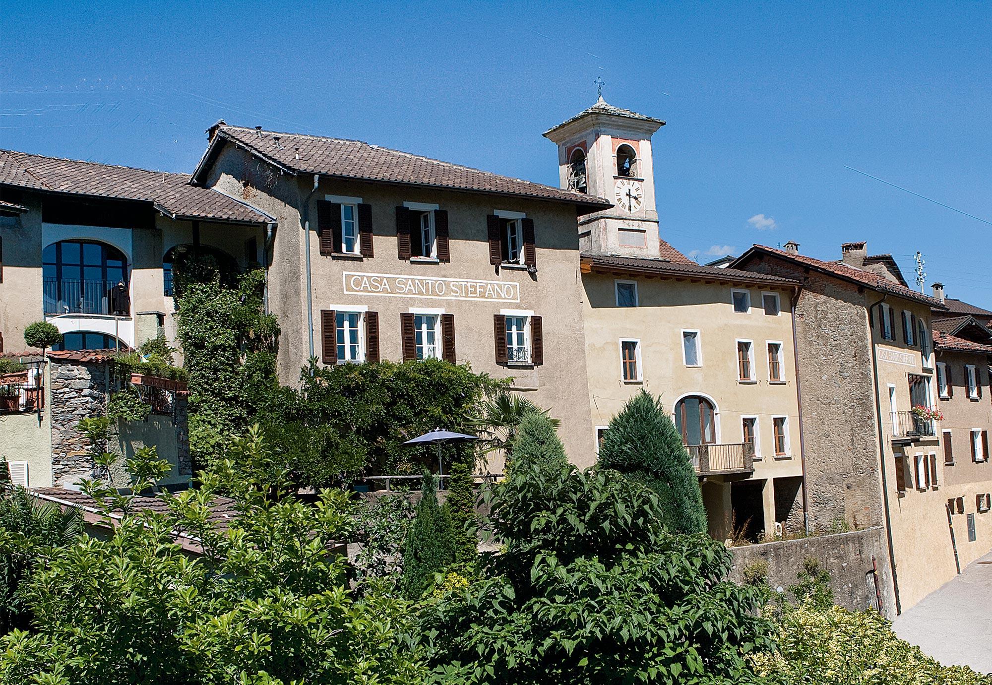 Das Casa Santo Stefano