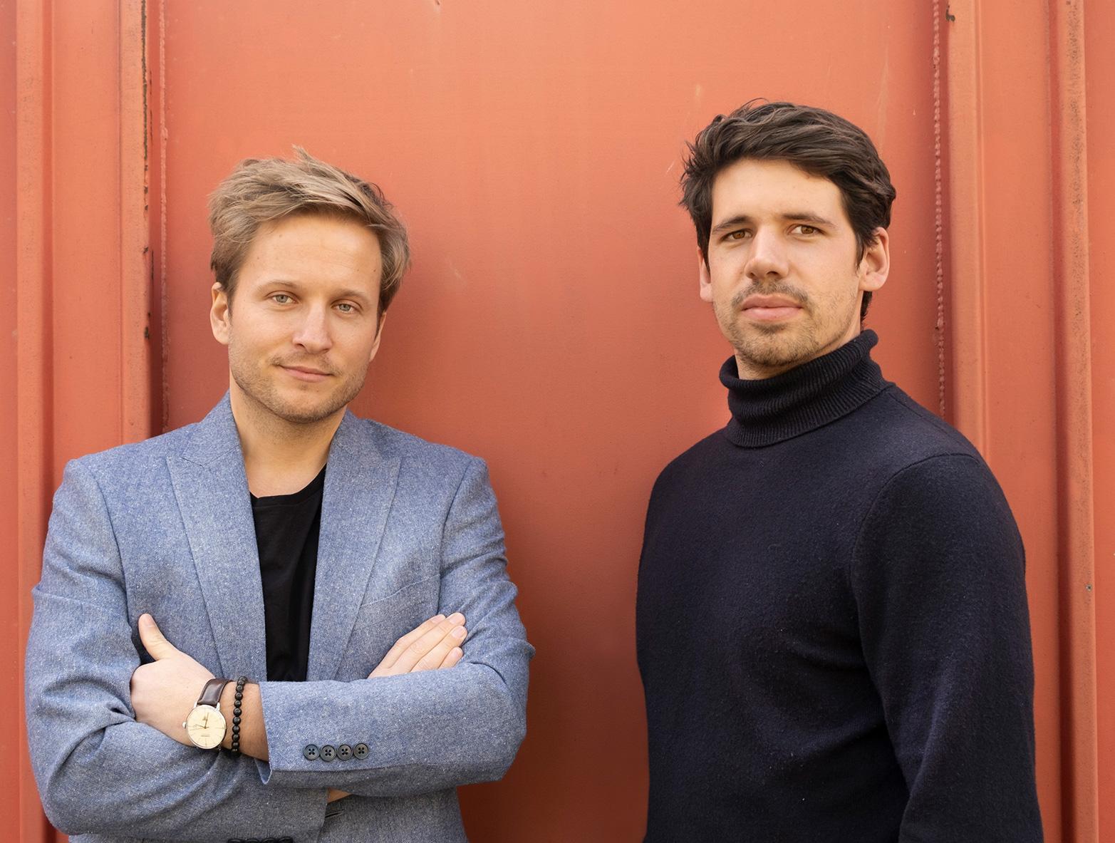 WYE Team - Franziskus und Ferdinand // Fotocredits: WYE GmbH
